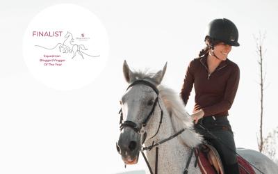 My Horseback View, finalista de los Equestrian Blogger Awards