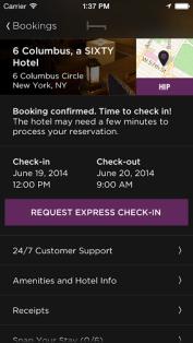Hotel der Zukunft - Express Check-in 4