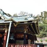Kunouzan Toshogu temple in Shizuoka City