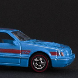 '84 FORD MUSTANG SVO