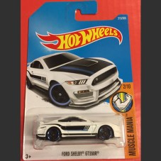 FORD SHELBY GT350R (white) - Muscle Mania