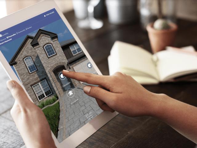 myHouseby Virtual Sales Center