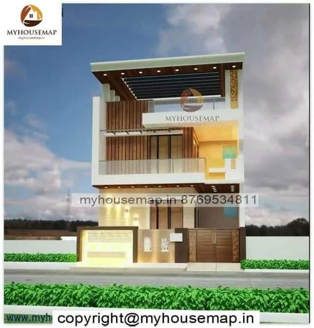 25.40 house elevation