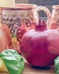 Pomegranate Lemon Mule