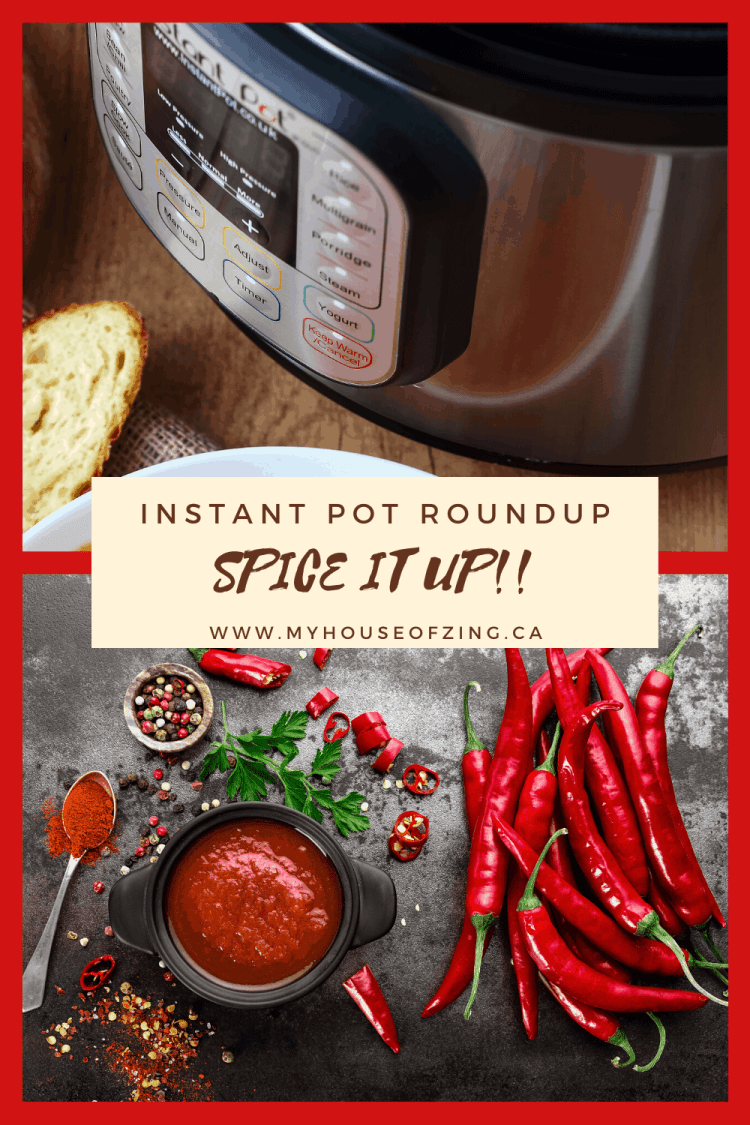 Instant Pot Roundup: Spice It Up
