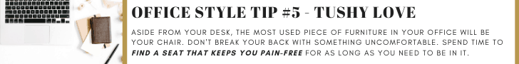 Office Style Tip #5