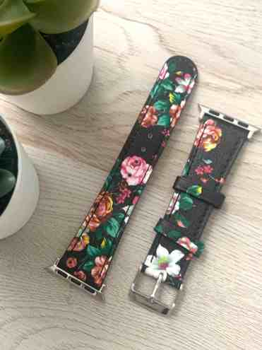 Apple Watch Band: Amzpas Leather Bands