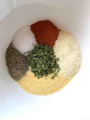 Corn Ribs Spices