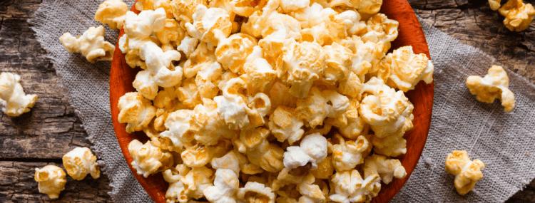 Air Fryer Cooking: Popcorn