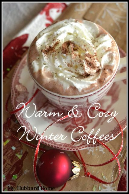 Warm and Cozy Winter Coffees