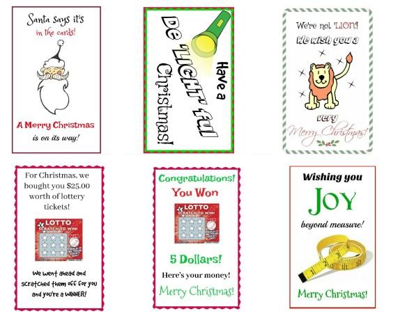 Cheesy Christmas Gift Tags Free Holiday Printables You Need