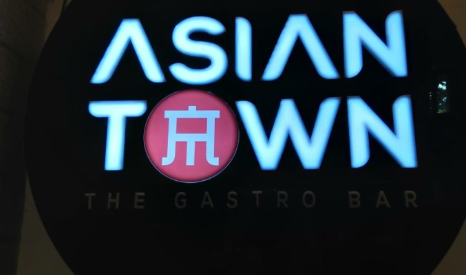 Asian Town, Fort 1