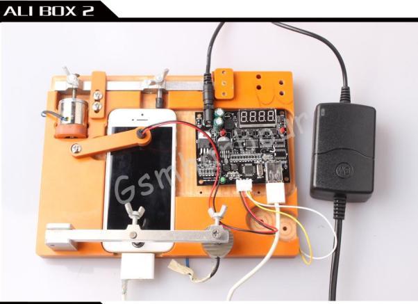 iphone passcode crack alibox