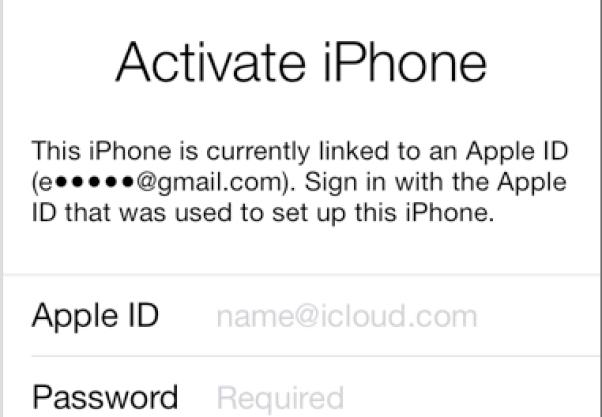 Ipad hardware remove icloud 3g