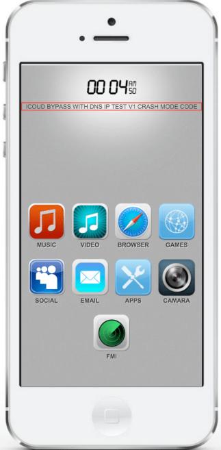 captive dns portal iphone icloud