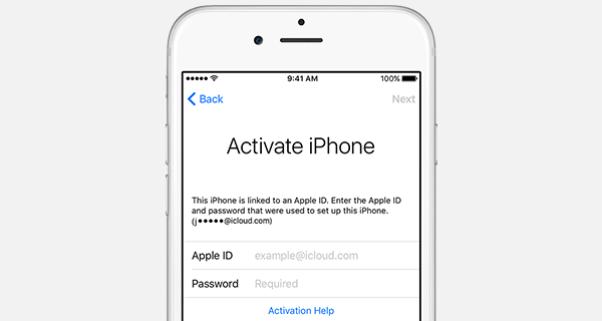 iOS 7.1.2 server allows anyone remove icloud