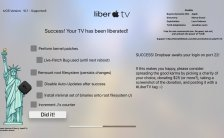 LiberTV Jailbreak Apple TV