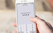 how reset restrictions passcode iphone