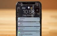 """IOS iOS Privacy Bug Causes Siri to Read """"Hidden"""" Notifications on Locked Screen"""
