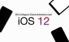 icloud bypass iOS 12 (Update)