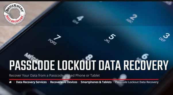 IPhone passcode unlock