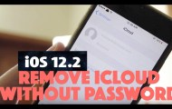 Remove iCloud All devices, iOS 12 - 12.2