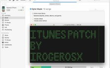 iRogerosx icloud bypass with itunes Patch iOS 13.4