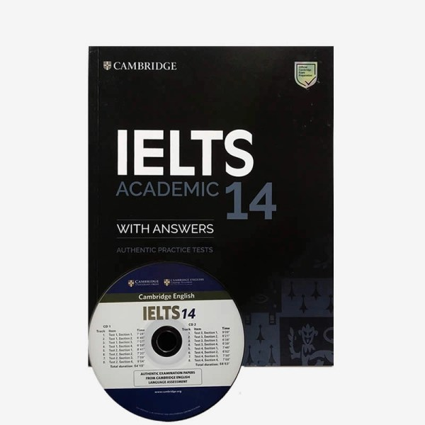 Cambridge IELTS 14 Academic-Student's Book with Answers SriLanka