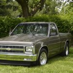 James S 1988 Chevrolet S10 Holley My Garage