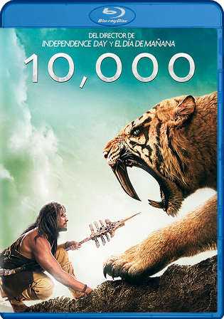 10,000 BC 2008 BRRip 350MB Hindi Dual Audio 480p Watch Online Full Movie Download Worldfree4u 9xmovies