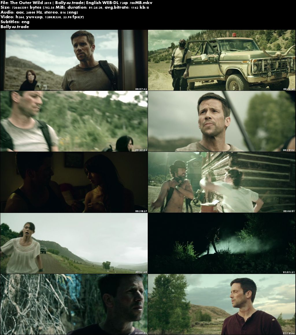 The Outer Wild 2018 WEB-DL 700Mb Full English Movie Download 720p ESub