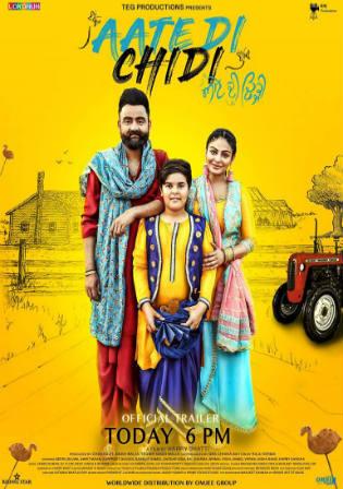Aate Di Chidi 2018 Sdtv 500mb Full Punjabi Movie Download