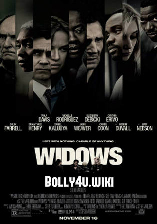 Widows 2018 Web Dl 350mb Full English Movie Download 480p Esub