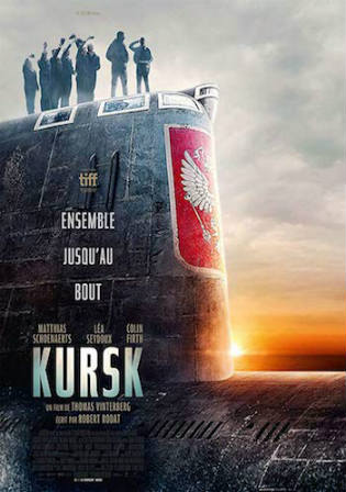 Kursk 2018 WEB-DL 950Mb English 720p Watch Online Full Movie Download bolly4u