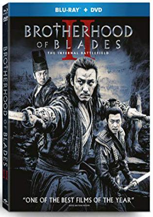 Brotherhood Of Blades II 2017 BluRay 950MB Hindi Dual Audio 720p Watch Online Full Movie Download bolly4u