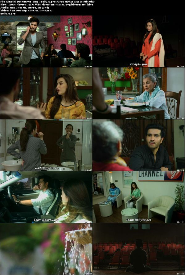 Dino Ki Dulhaniya 2018 HDRip 250Mb Urdu 480p Download