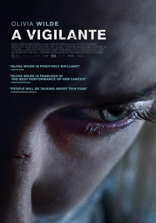A Vigilante 2018 WEB-DL 280MB English 480p ESub Watch Online Full Movie Download bolly4u