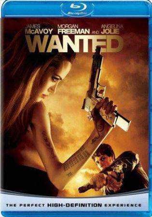 Wanted 2008 BRRip 350MB Hindi Dual Audio 480p ESub Watch Online Full Movie Download bolly4u