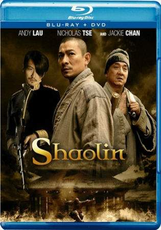 Shaolin 2011 BluRay 400MB Hindi Dual Audio 480p Watch Online Full Movie Download Bolly4u