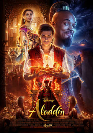 Aladdin 2019 HDCAM 300Mb Hindi Dual Audio 480p Watch Online Full Movie Download bolly4u