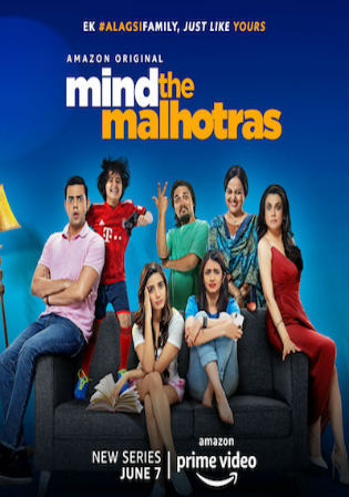 Mind The Malhotras 2019 WEBRip 2GB Hindi Complete Season Download 720p Watch Online Free bolly4u