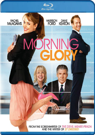 Morning Glory 2010 BRRip 350MB Hindi Dual Audio 480p Watch Online Full movie Download bolly4u