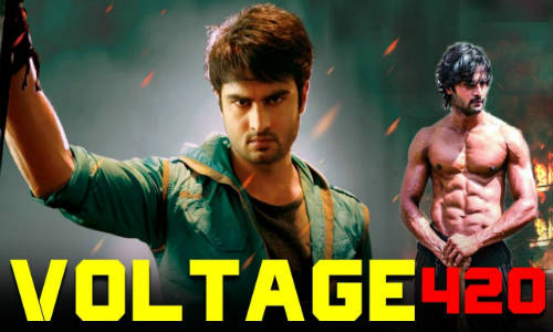 Voltage 420 2019 HDRip 300MB Hindi Dubbed 480p Watch Online Full Movie Download