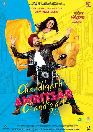 Chandigarh Amritsar Chandigarh 2019 WEB-DL 300MB Punjabi 480p Watch Online Full Movie Download bolly4u