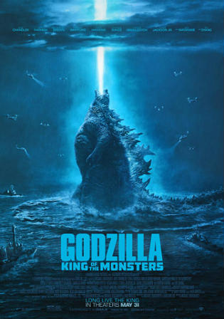 Godzilla King of The Monsters 2019 WEB-DL 900Mb Hindi Dual Audio 720p Watch online Full Movie Download bolly4u