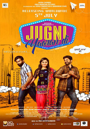 Jugni Yaaran Di 2019 WEB-DL 800MB Punjabi 720p ESub Watch Online Full Movie Download bolly4u