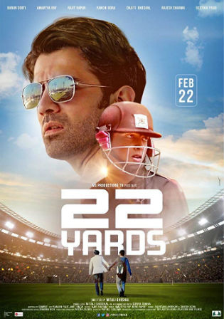 22 Yards 2019 WEB-DL 300Mb Full Hindi Movie Download 480p Watch Online Free bolly4u