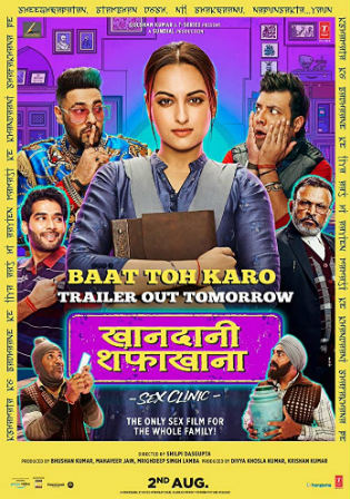 Khandaani Shafakhana 2019 WEBRip 950Mb Full Hindi Movie Download 720p Watch Online free bolly4u