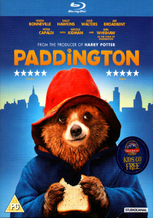 Paddington 2014 BluRay 300Mb Hindi Dual Audio 480p Watch Online Full Movie download bolly4u