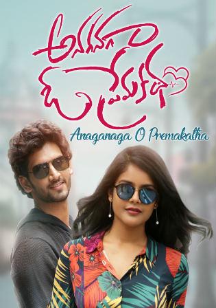 Anaganaga O Premakatha 2018 HDRip 950MB UNCUT Hindi Dual Audio 720p Watch Online Full Movie Download bolly4u